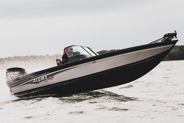 Alumacraft Competitor 205 Sport Manufacturer Provided Image