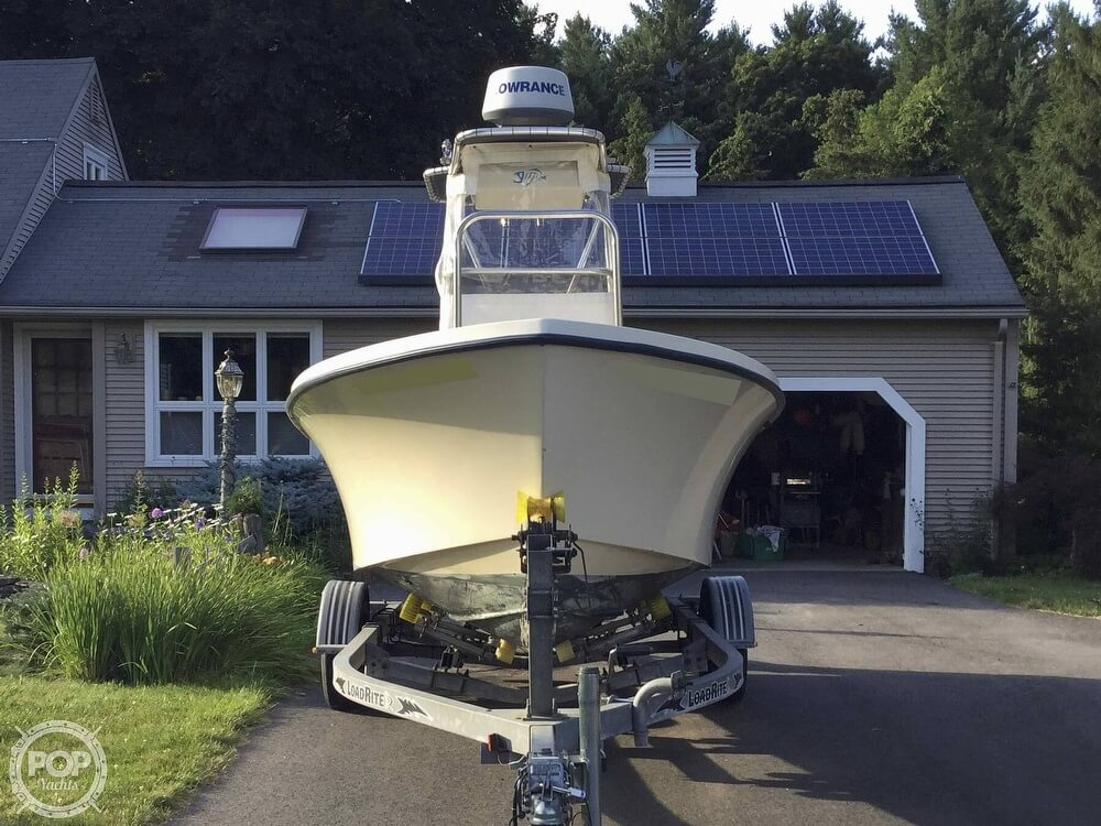 Jones Brothers Cape Fisherman 20 2002 Jones Brothers 20 for sale in Somers, CT