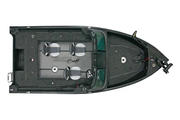 Alumacraft Competitor 185 Sport Manufacturer Provided Image