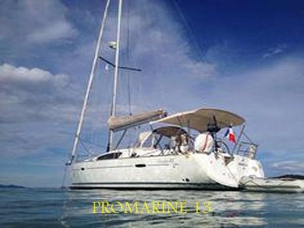 Beneteau Oceanis 40