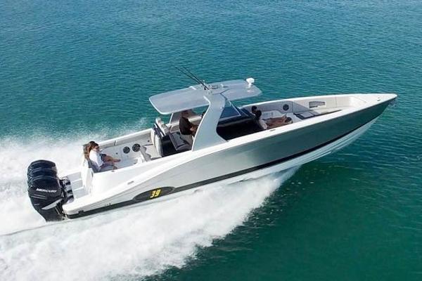 Concept 39' Open Deck