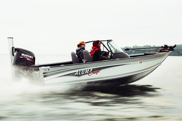 Alumacraft Competitor 175 Sport Manufacturer Provided Image