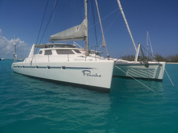 Voyage Yachts 500 Panache