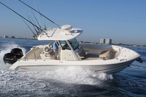 Boston Whaler 280 Outrage Boston Whaler 280 Outrage SEVEN YACHTS