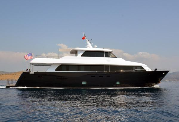 Aegean Yacht 28 M MOTORYACHT 28 m Steel Aegean Yacht Motoryacht