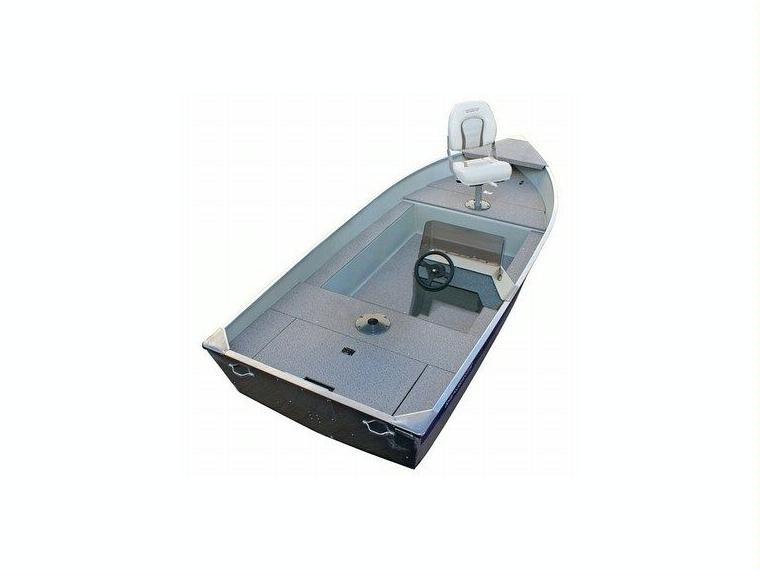 Alu-Marine Boot Fish 400 SC DLX