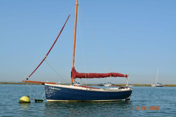 "Cornish Crabbers Shrimper 17 Cornish Shrimper 17 ""Halcyon II"""