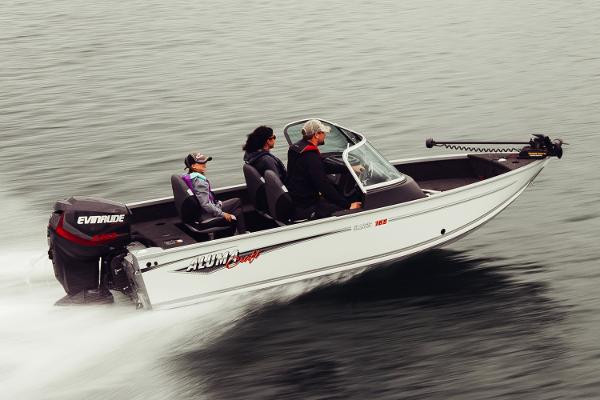 Alumacraft Competitor 165 Sport Manufacturer Provided Image