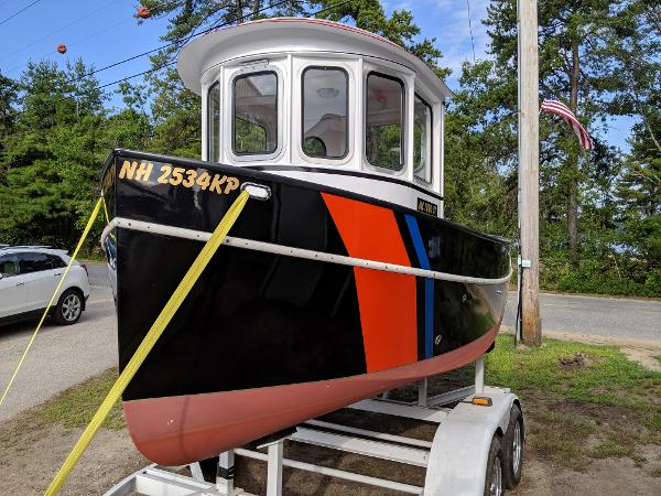 Custom 16 Mini Tug