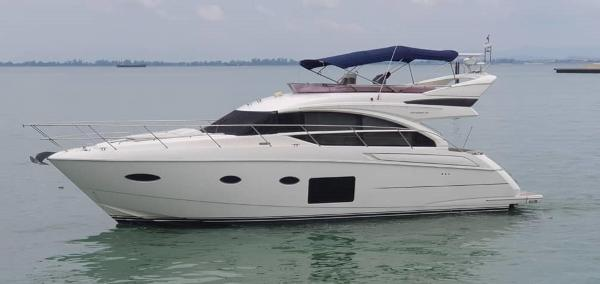 Princess 52 Princess 52 Profile