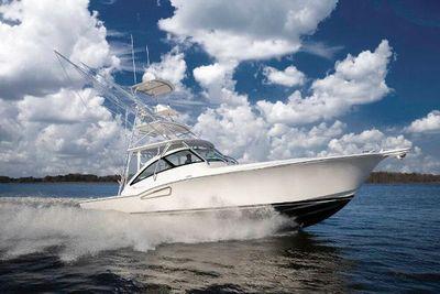 Albemarle 41 Custom Carolina Edition Manufacturer Provided Image