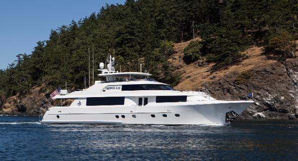 Westport Motoryacht Profile