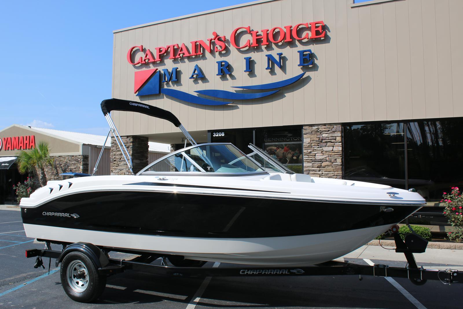 Chaparral H2O 19 DELUXE
