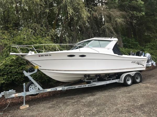 Sport-Craft 252 Sportfish