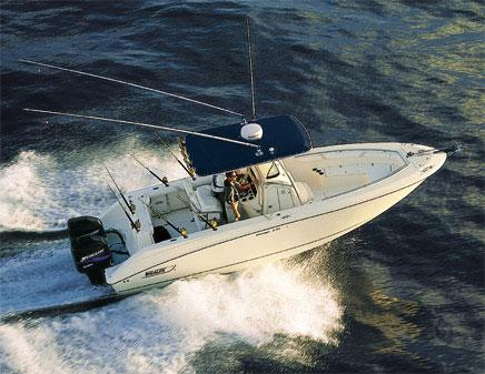 Boston Whaler 270 Outrage Manufacturer Provided Image