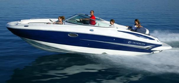 Crownline 260 EX Manufacturer Provided Image
