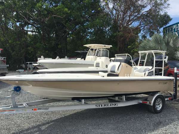 Sterling Boats 200XS