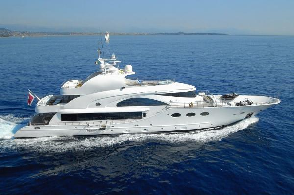 Miss Tor Yacht Custom 147