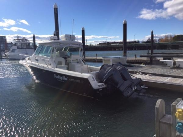 Sailfish 32 EXPRESS PILOTHOUSE