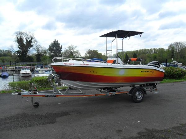 Sports Fisher 500