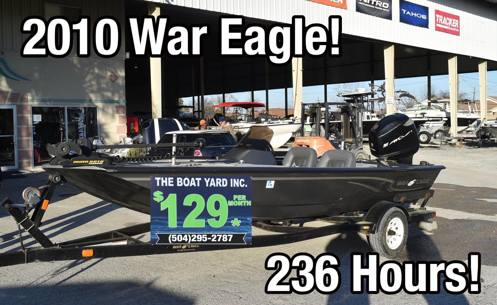 War Eagle 756T