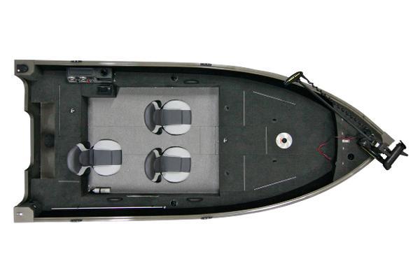 Alumacraft Competitor 165 Tiller Manufacturer Provided Image