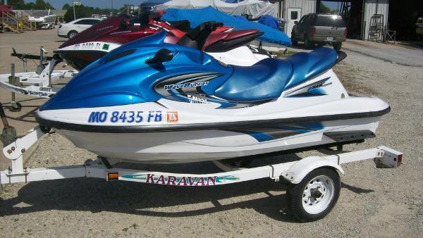 Yamaha WaveRunner XLT 800