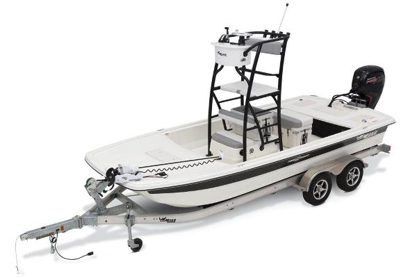 Mako Pro Skiff 19 CC Top Drive Manufacturer Provided Image