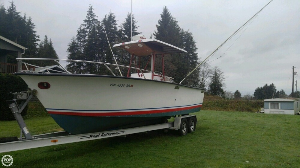 Pacemaker 26 CC Wahoo 1976 Pacemaker 26 CC Wahoo for sale in Clallam Bay, WA