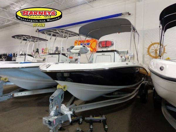Yamaha Boats 190 FSH Deluxe