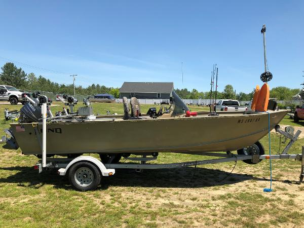 Used Lund Alaskan boats for sale - boats com