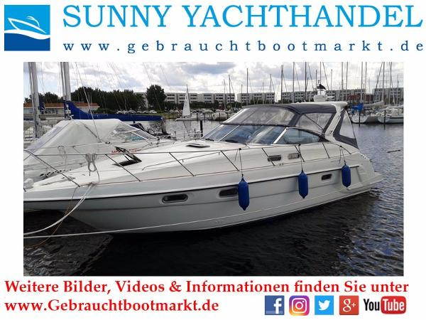 Sealine S 37 S37 Inzahlungnahme mgl.