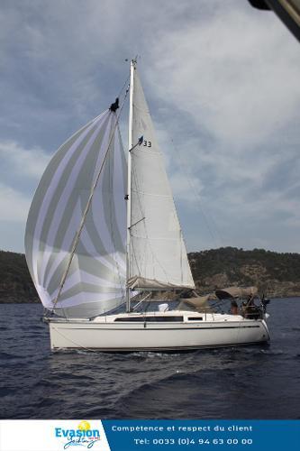 Bavaria Cruiser 33 second hand sailing yacht bavaria cruiser 33 2 cabins
