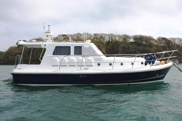 "Seaward 35 Seaward 35 ""Andromeda of Percuil"""
