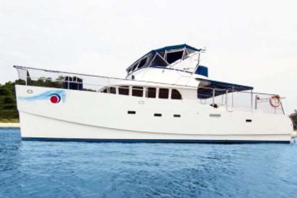 Catamaran Power Catamaran