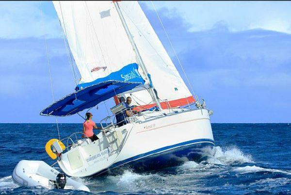 Beneteau Cyclades 39 Caribbean Queen