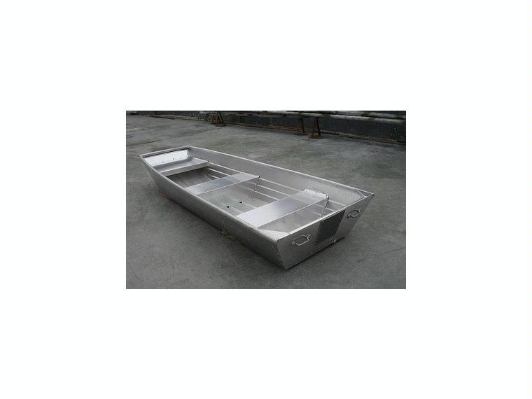Alu-Marine Boot J10 Silver-Edition