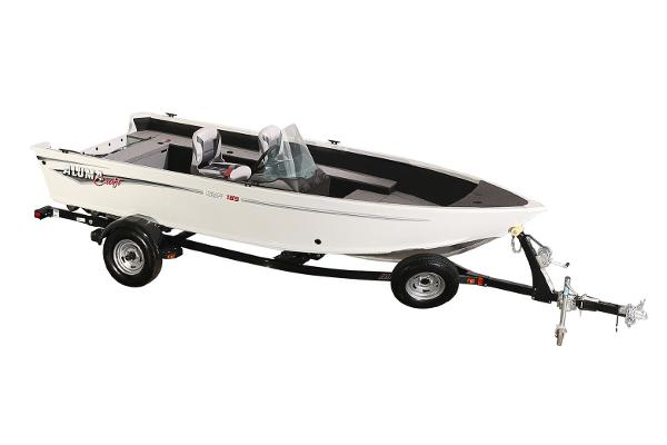 Alumacraft Escape 165 CS Manufacturer Provided Image