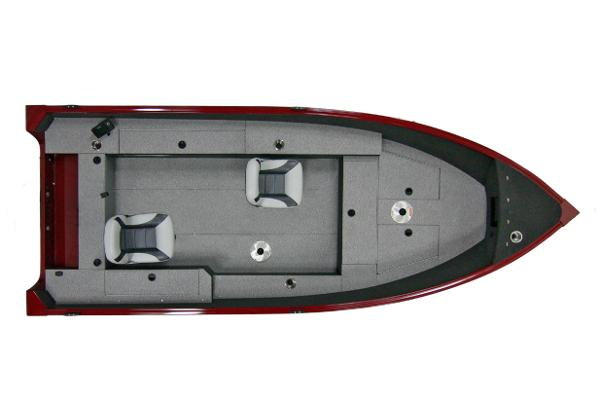 Alumacraft Escape 165 Tiller Manufacturer Provided Image