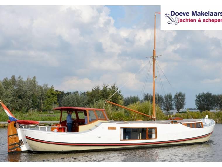 Dutch Barge 15.50, great ship