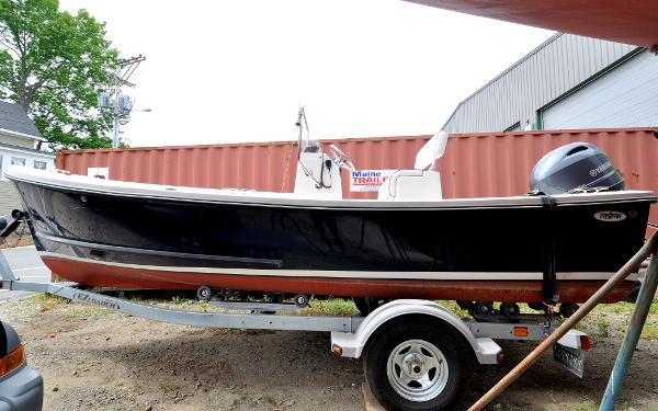 Eastern 20' Center Console Eastern 20 CC - On Trailer