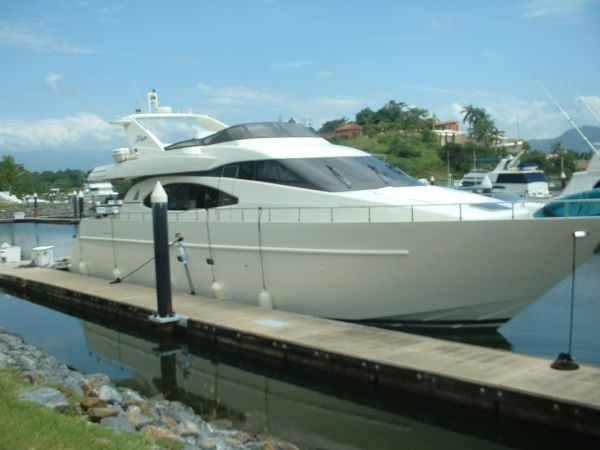 Azimut 70 Sea-Jet Photo 1