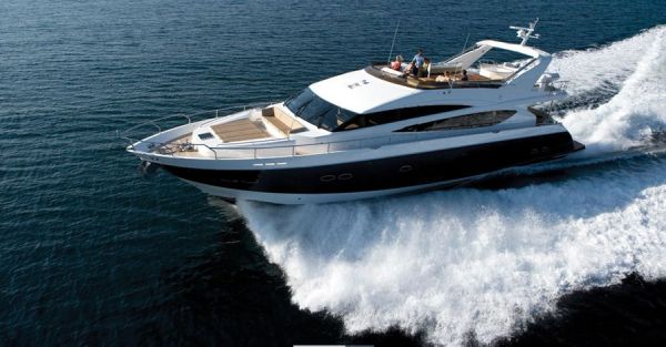 Princess 85 Motor Yacht Manufacturer Provided Image: Princess 85 Motor Yacht