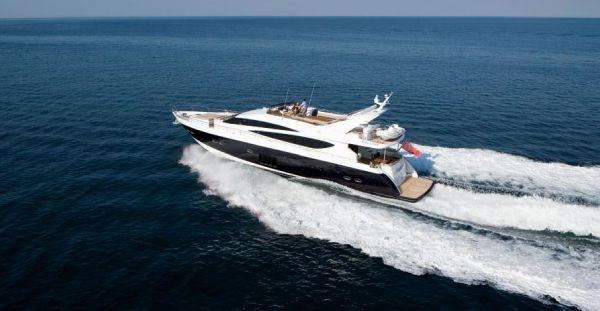 Princess 85 Motor Yacht Manufacturer Provided Image
