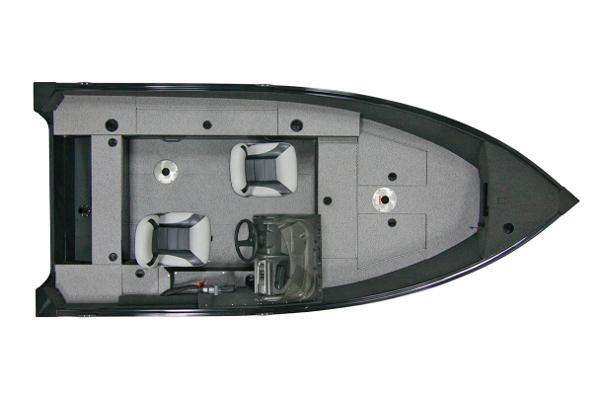 Alumacraft Escape 145 CS Manufacturer Provided Image