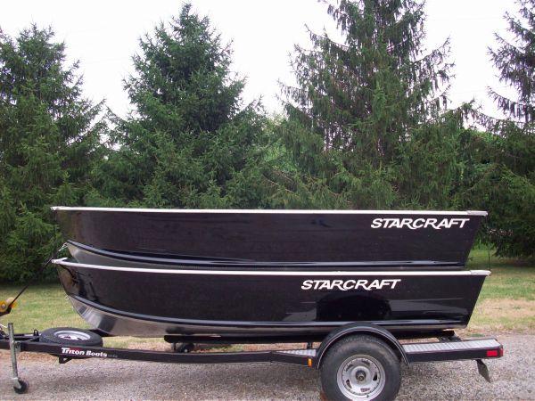 Starcraft SF 14 L SS Utility Boat