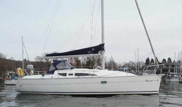Jeanneau Sun Odyssey 32 Wassail