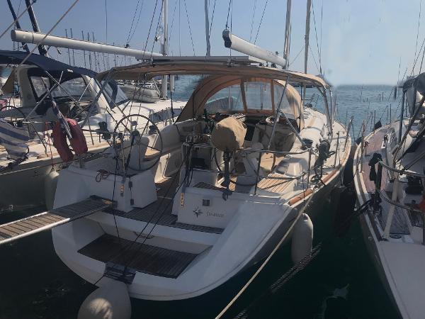 Jeanneau Sun Odyssey 49 - 5 CABIN Jeanneau Sun Odyssey 49 5 cabin for sale in Greece