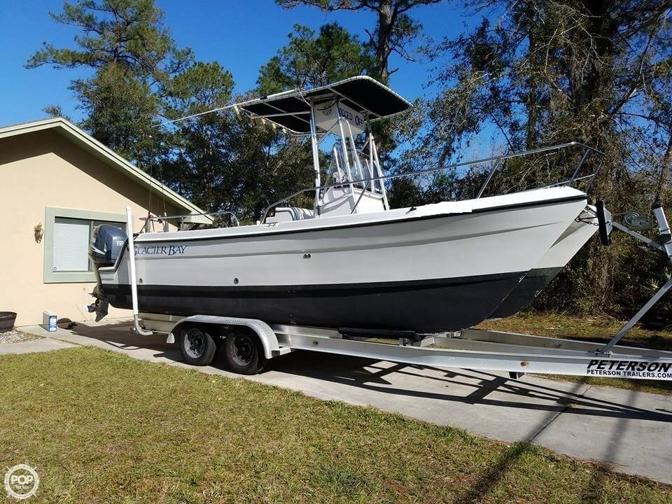 Glacier Bay 22 CAT 1998 Glacier Bay 22 CAT for sale in East Palatka, FL