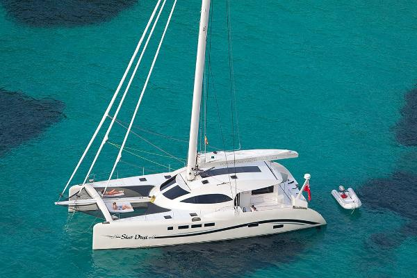 Catamaran Greg Young 60
